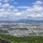大文字山を散策