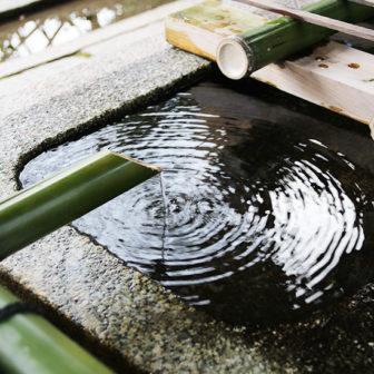 愛犬と京都散歩 京の名水巡り30選
