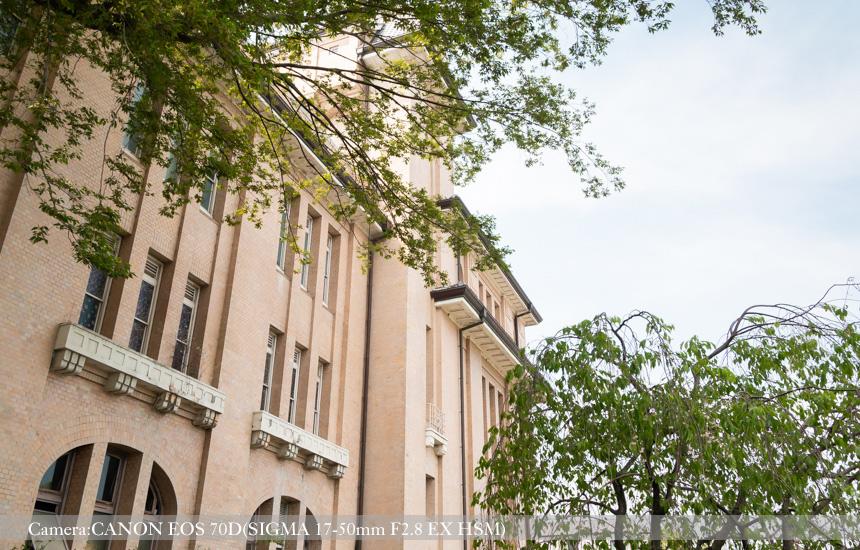 旧京都中央電話局上分局